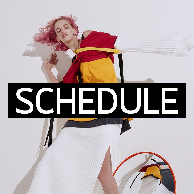 bunka Schedule 2020