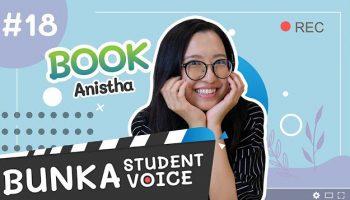 Bunka Student Voice Book Anistha