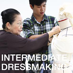 intermediate dressmaking